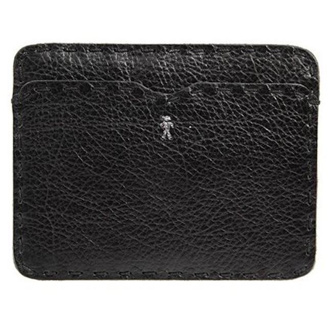 エンリーベグリン HENRY BEGUELIN カードケース ブラック 黒  CLAUDIO PP0051 790 NEW LUX NERO