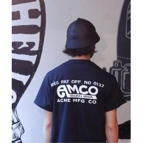 ACME Furniture AMCO T SHIRTS ユニセックス ブラック XS