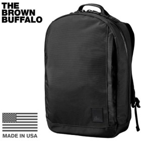 THE BROWN BUFFALO ザ ブラウンバッファロー リュックサック CONCEAL PACK - BALLISTIC BLACK - バックパック