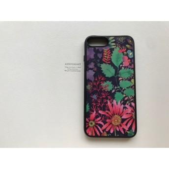 *リバティ iPhone7plus iPhone8plus ケース*フレスコ*