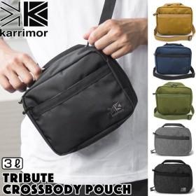 カリマー karrimor ポーチ tribute crossbody pouch