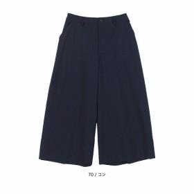 [マルイ]【セール】【大きいサイズ】【L-5L】サッカーストレッチスカーチョ/フルールbyミントブリーズ(Fleur)