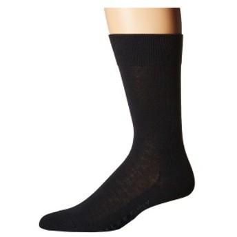 ファルケ メンズ 靴下 アンダーウェア Family Sock Dark Navy