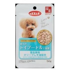 愛犬のトイプードルに配慮 50g デビフペット トイプ-ドルニハイリヨ 50G 返品種別B