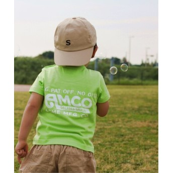 ACME Furniture AMCO KIDS T SHIRTS 90 グリーン フリー