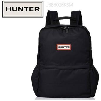 ハンター HUNTER オリジナル ナイロン バックパック 国内正規品  メンズ レディース バッグ かばん ブラック UBB6028KBM-BLK