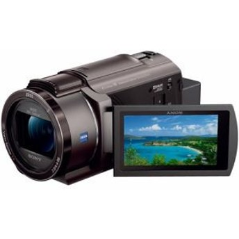納期約2週間 FDR-AX45-TI SONY ソニー Handycam ハンディカム デジタル4Kビデオカメラレコーダー ブロンズブラウン