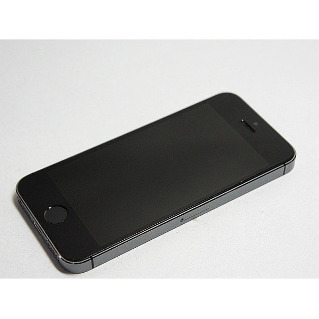 3143fcf8ca 美品 au iPhone5s 16GB グレー ブラック 中古本体 安心保証 即日発送 スマホ Apple au