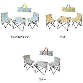 Mommy Field(マミーフィールド) テーブル&チェアーセット