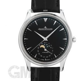 ジャガー・ルクルト マスター ウルトラシンムーン ブラック Q1368470 JAEGER LECOULTRE 新品 メンズ  腕時計  送料無料  年中無休