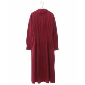 HIROKO BIS / ヒロコビス 【洗える】デザインタックシャツドレス