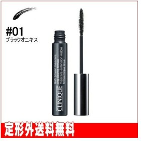 【クリニーク】ラッシュパワーマスカラロングウェアリングフォーミュラ #01 ブラックオニキス(6ml) ※並行輸入品 ※定形外送料無料