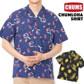 シャツ CHUMS Chumloha Shirt チャムロハ