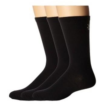 スマートウール メンズ 靴下 アンダーウェア Hiking Liner 3-Pair Pack Black