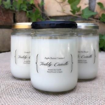 甘ーいスイーツの香り★アロマソイキャンドル、Scented Soy Candle 170g