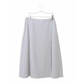 HIROKO BIS / ヒロコビス 【洗える】裏起毛ストレッチスカート