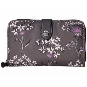 ベラブラッドリー レディース 財布 アクセサリー Midtown RFID Snaptab Wallet Dandelion Wishes