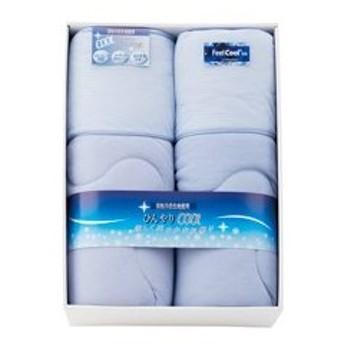 フィールクール ひんやり冷感キルト 肌ふとん2P CP-4121