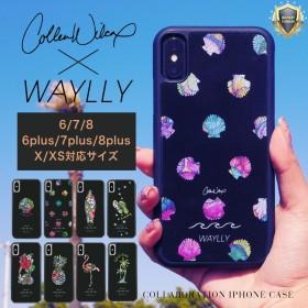 Colleen Wilcox×WAYLLY iphoneケース