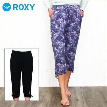 ROXY ロキシー レディース ボトム RPT171508 TAKE ME EVERYWHERE PANT クロップドパンツ 7分丈 サブリナ ストレッチ