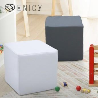 キッズブロック 正方形 2個セット   キッズコーナー キッズスペース ブロック クッション フロアマット プレイマット マット 赤ちゃん つかまり立ち 子ども