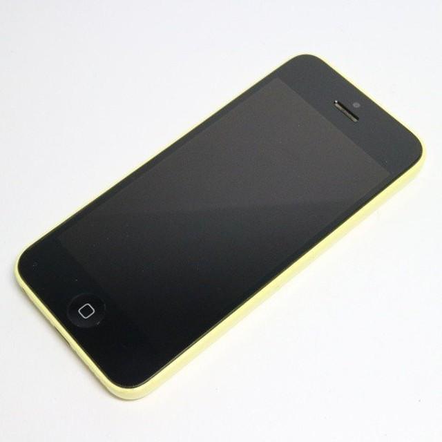 80d5ae488f 美品 iPhone5c 16GB イエロー 中古本体 判定○ 安心保証 即日発送 スマホ Apple SOFTBANK