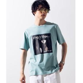 [マルイ]【セール】メアリー・J ブライジ別注Tシャツ/ウィゴー(メンズ)(WEGO)