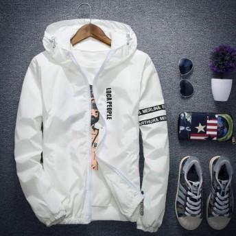ブルゾン ウィンドブレーカー パーカー マウンテンパーカー ナイロンブルゾン メンズ カジュアル 男性 メンズファッション アウター レインコート