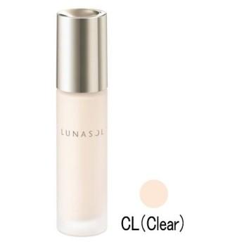 【カネボウ】ルナソル グロウイングウォータリーオイルリクイド #CL Clear (SPF18/PA++) 30ml