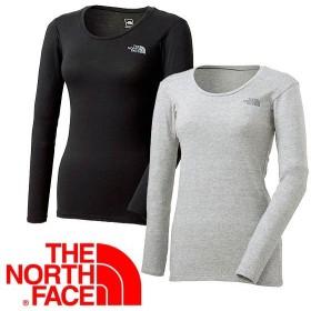 ノースフェイス(THE NORTH FACE) W's ロングスリーブ ウォーム クルー (レディース/長袖 Tシャツ アンダーウェア) NUW661