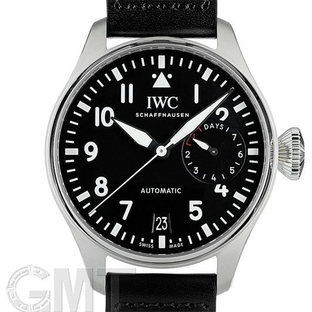 IWC ビッグ パイロット ウォッチ IW500912 IWC 【中古】【メンズ】 【腕時計】 【送料無料】 【年中無休】