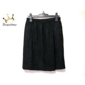 ジユウク 自由区/jiyuku スカート サイズ40 M レディース 美品 黒   スペシャル特価 20190905