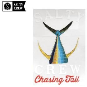 SALTY CREW ソルティークルー ロゴステッカー 60135016 Tailed Sticker カッティングタイプ スケートボード