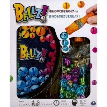 4905505294465:BELLZ!( ベルズ !)【新品】 ボードゲーム アナログゲーム テーブルゲーム ボドゲ