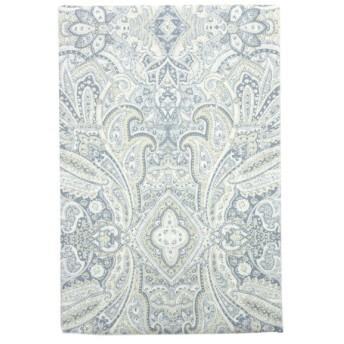 メリーナイト 日本製 綿100% 敷布団カバー 「リュクス」 ダブルロング サックス 233566-76