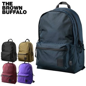THE BROWN BUFFALO ザ ブラウンバッファロー リュックサック STANDARD ISSUE BACKPACK バックパック