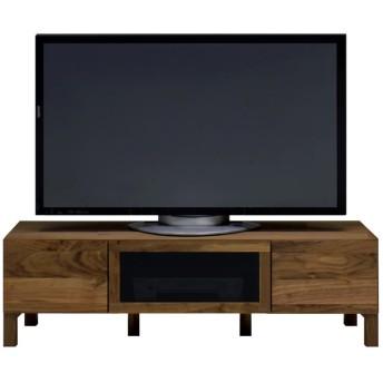 レッチェ ウォルナットTVボード 幅120cmウォルナット