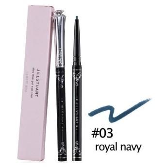 【ジルスチュアート】ステイトゥルージェルアイライナー #03 royal navy (0.1g)