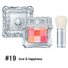 【ジルスチュアート】ミックスブラッシュコンパクトモアカラーズ #19 love & happiness (8g)