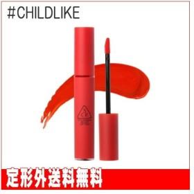 【3CE】(スリーコンセプトアイズ) ベルベットリップティント #CHILDLIKE(4g) ※国内発送 ※定形外送料無料