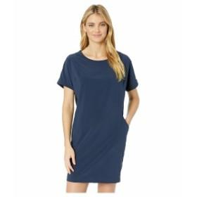 スマートウール レディース ワンピース トップス Merino Sport Short Sleeve Dress Deep Navy