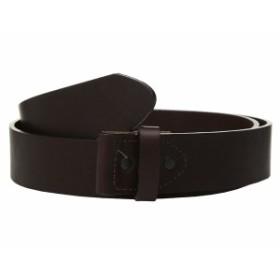 マウンテンカーキス メンズ ベルト アクセサリー Leather Belt Brown