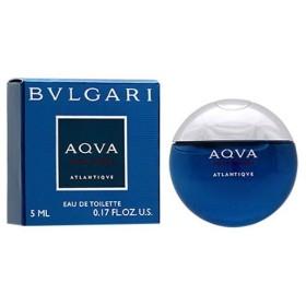 ブルガリ アクア プールオム アトランティック EDT オードトワレ 5ml (ミニ香水) BVLGARI