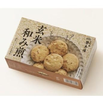 榮太樓總本舗 玄米和み煎 10枚まとめ買い(x5)|4901060688800