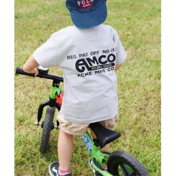 ACME Furniture AMCO KIDS T SHIRTS 110 グレー フリー