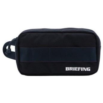 ブリーフィング(BRIEFING) シングルジップポーチ BRG191A10-076 (Men's)