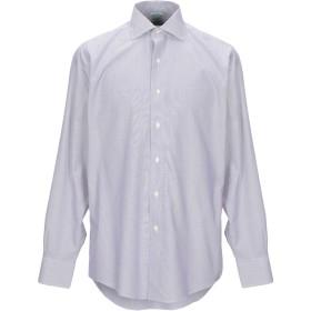 《セール開催中》BROOKS BROTHERS メンズ シャツ ダークパープル 16 コットン 100%