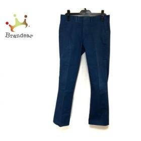 トゥモローランド TOMORROWLAND パンツ サイズ46 XL メンズ ブルー  値下げ 20190911
