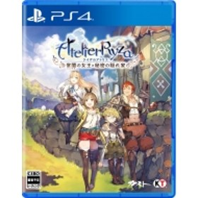 Game Soft (PlayStation 4)/ライザのアトリエ -常闇の女王と秘密の隠れ家-