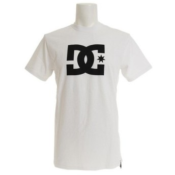 ディーシー・シュー(DC SHOE) 18 SLIT HEM 半袖Tシャツ 18SP 5126J818 WHT (Men's)